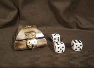 CARNY DICE READING