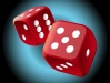 """LUCKY DEVIL"" DICE"